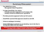 summary discussion1