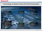 technology safety across the entire ecosystem