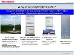 what is a smartpath gbas