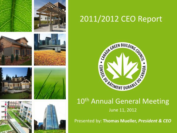 2011 2012 ceo report n.
