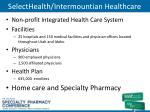 selecthealth intermountian healthcare