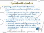 opportunities analysis1