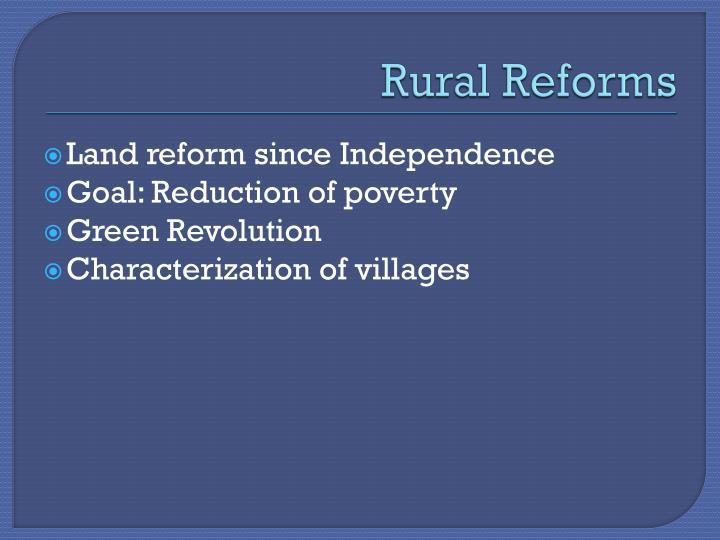 Rural R