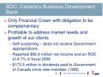 bdc canada s business development bank