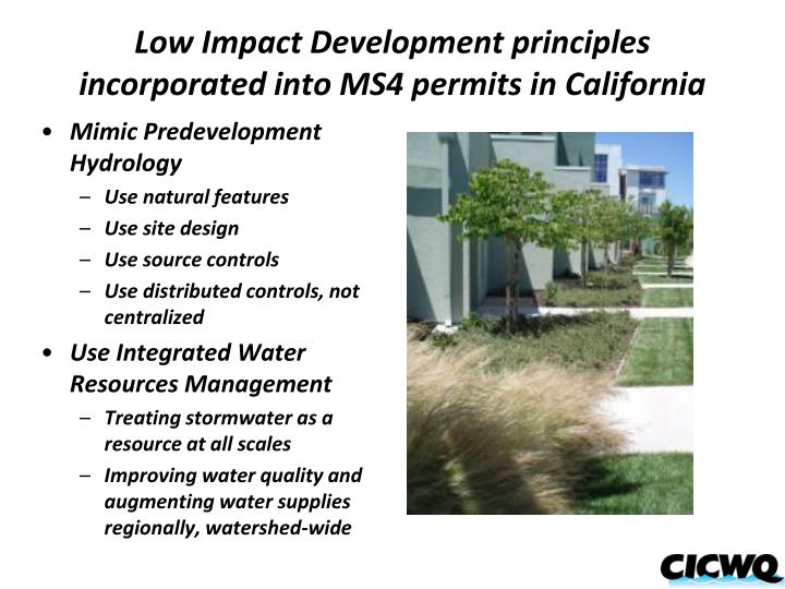 Ppt Water Quality Issues For The Construction And Building Industry In 2014 A Presentation For