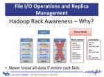 file i o operations and replica management3