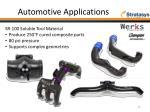 automotive applications