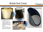 break out cores