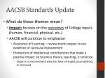 aacsb standards update4
