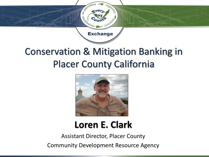 conservation mitigation banking in placer county california n.