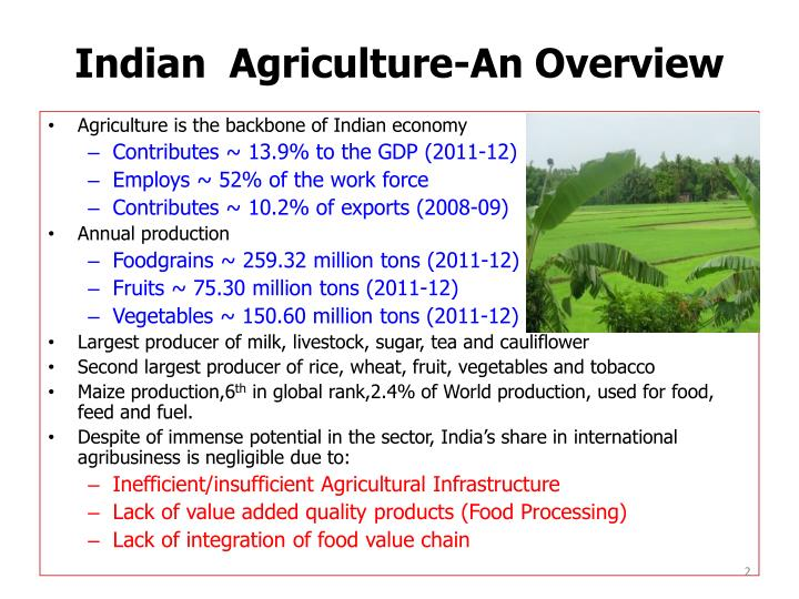 organized marketing of agricultural commodities in india essay Manuals for value chain analysis for agricultural and forest products icraf occasional paper no 17 nairobi: world agroforestry centre  and guidelines on value chain analysis for agricultural  regardless of how it is organized or how it functions.