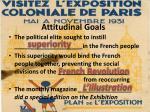 attitudinal goals