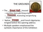 the grounds1