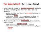 the speech itself act i jules ferry1