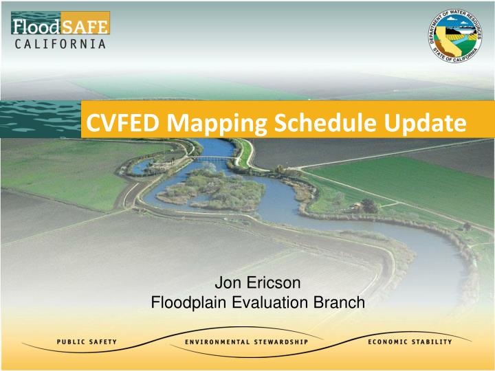 cvfed mapping schedule update n.