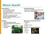 steve jewell