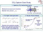 co 2 capture case study