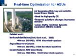 real time optimization for asus