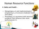 human resource functions6