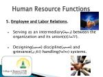 human resource functions7