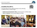 localism act 2011
