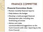finance committee1