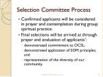 selection committee process1