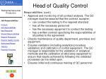 head of quality control1