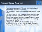 transactional analysis1