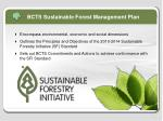 bcts sustainable forest management plan