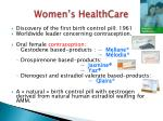 women s healthcare