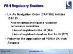 pbn regulatory enablers1