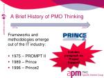 a brief history of pmo thinking3