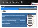 uploading documents