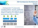 nih enterprise architecture vision1