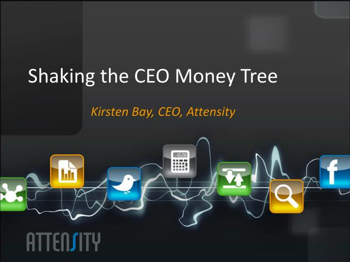 shaking the ceo money tree n.