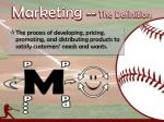 marketing the definition