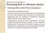 dps 304 procurement management purchasing role in a business system13