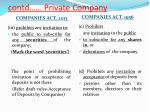 contd private company2