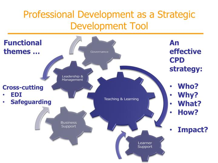 professional develpoment for strategic managers Task -01 personal and professional strategic management skills 11a: importance of personal and professional skills carrying out meetings is a main activity of setting strategic goals and making strategic decisions in an organization.