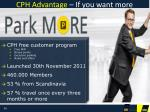 cph advantage i f you want more