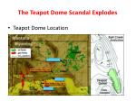 the teapot dome scandal explodes3