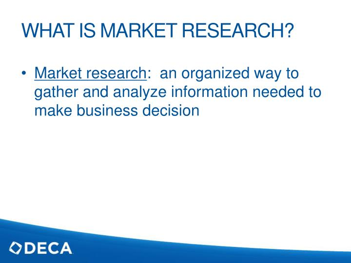 whats market research Market research panels are comprised of people meeting certain demographic criterion they are commonly used for obtaining business information about product sales and are sometimes mistakenly referred to as focus groupsthere are two forms, one for the consumer market, and the other for collecting business-to-business (b2b) purchasing information.