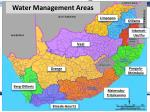 water management areas