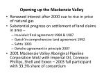 opening up the mackenzie valley