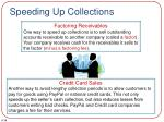 speeding up collections