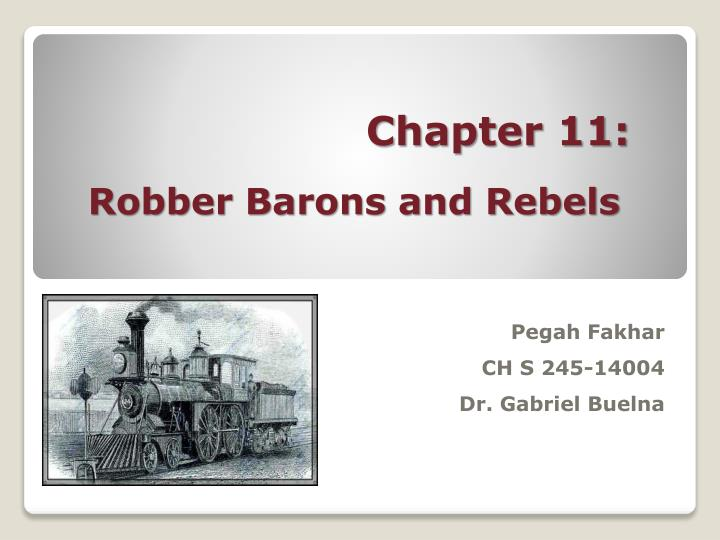chapter 11 robber barons and rebels n.
