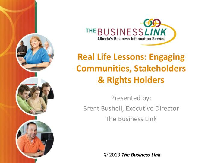 real life lessons engaging communities stakeholders rights holders n.
