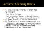 consumer spending habits1