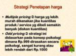 strategi penetapan harga11